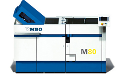 фальцмашина модульного построения MBO M80 (2013 год)