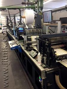 машина флексографической печати Arsoma EM 410 (б/у)