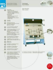 загибщик перфоратор Beil PBU-102/74/52-m (документация)