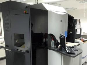 ЦПМ HP Indigo press 3050 второго поколения (Series 2), б/у