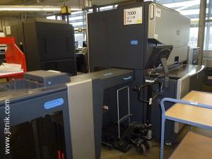 цифровая печатная машина HP Indigo press 7000 (2008 год)