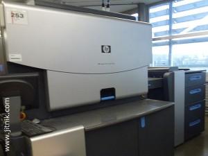 модуль подачи материала на 6100 листов (ЦПМ HP Indigo press 7000)