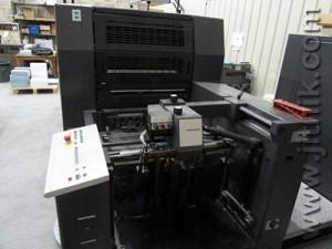 Гейдельберг SM 52-4-P, плюс версия (1998)