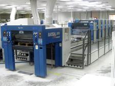KBA Rapida Ra 105-5 U +L ALV2, 2006 год выпуска