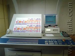 KBA Rapida 74-4 (пульт ColorTronic)