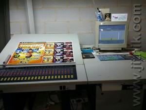 пульт ColorTronic (КБА Рапида 74-4)