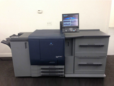 цифровая печатная машина Konica Minolta bizhub PRESS C7000 P (б/у)