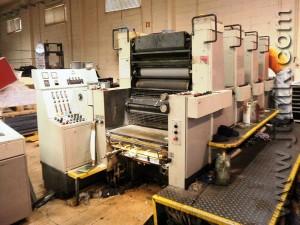 печатная машина MAN Roland 104 (1993)