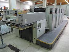 офсетная печатная машина с листовой подачей MAN Roland 305 (2000)