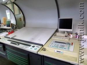 пульт RCI / ColorPilot / PressLink (MAN Roland 704-P)
