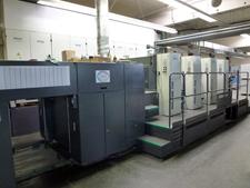 листовая печатная машина MAN Roland 704 P (2003 год)