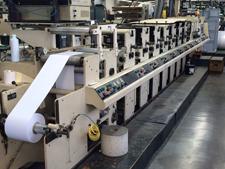 машина флексографской печати Mark Andy 4150/406, 1995 год