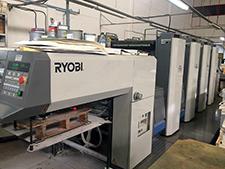 Ryobi 754 XL, 2003 год