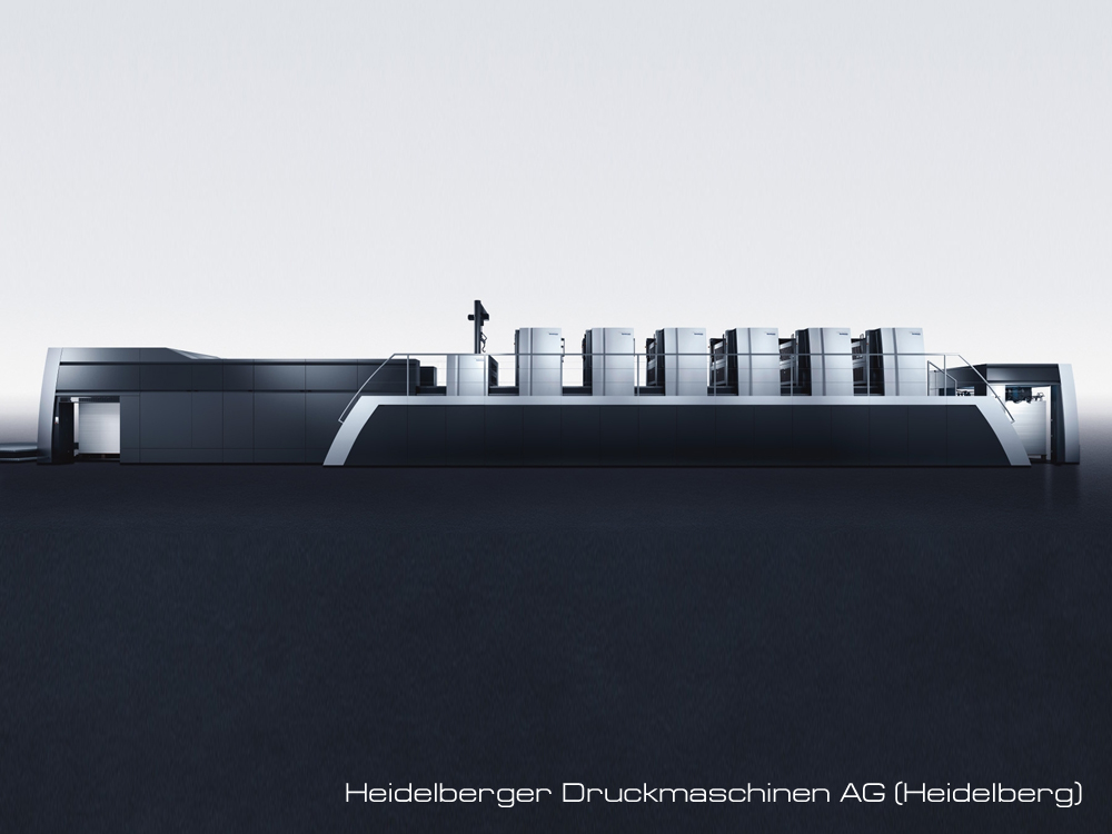 Heidelberg Speedmaster XL 145-6+L на Heidelberg Info Day (04-05.05.2015)