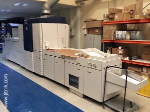цифровая печатная машина Xerox iGen3 (2008 год)