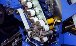 ременной привод для фальцевальных машин MBO (1969)
