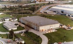 первый завод MBO в Перафита (Perafita), Португалия (1985)