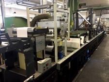машина флексографской печати Gallus Arsoma EM 410