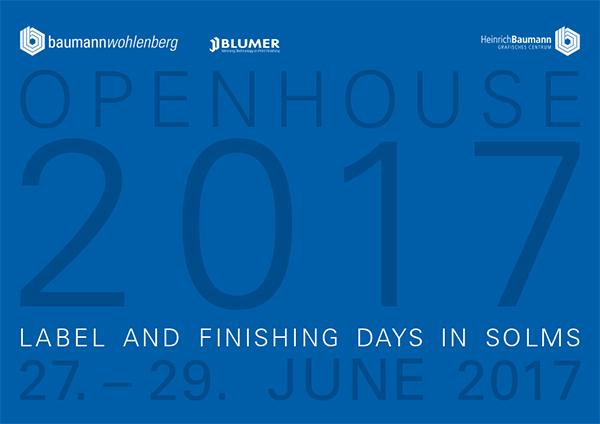 BaumannWohlenberg OpenHouse 2017