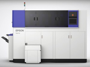 Epson PaperLab (Eco-Products 2015)
