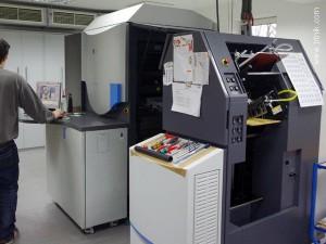 цифровая печатная машина HP Indigo 3050 (2007 год)