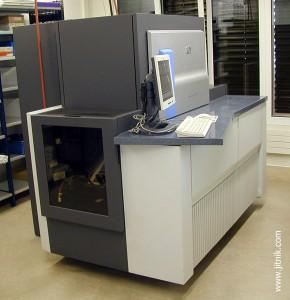 ЦПМ HP Indigo S2000 (6 цветов), 2002 год