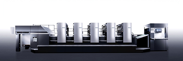 5-красочная печатная машина Heidelberg CS92-5