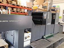 листовая офсетная печатная машина Heidelberg SM 74-2-P-H (1994 год выпуска)