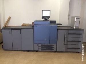 лазерная цифровая система печати Konica Minolta bizhub PRESS C8000 (2013 год)