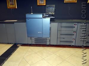 МФУ Konica Minolta bizhub PRESS C8000 (цифровая печатная машина)