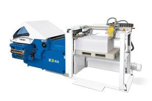 фальцевальная машина MBO K8-RS