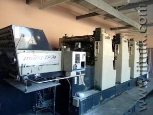 4 красочная Миллер TP 74-4 (в Украине)