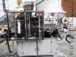 машина для высечки, тиснения, нумерации Newfoil 3500 (1998 год)