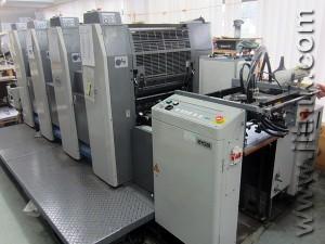 печатная машина Ryobi 524GX, 2006 год