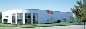 штаб-квартира Sakurai Graphic Systems Inc. в городе Шаумбург (Schaumburg), штат Иллинойс (llinois)