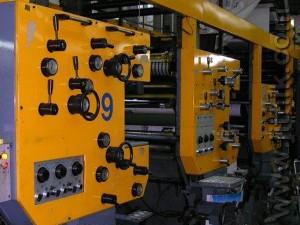 Y-печатная секция Solna D-25/D-30