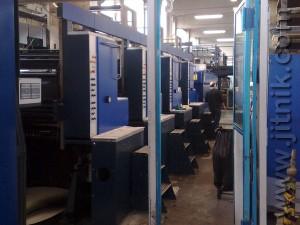 печатные секции Solna Commercial D 300 (2001)