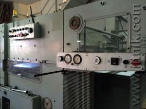 TMZ EWT-106 с секцией выталкивания обрезков и удаления передней кромки