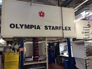 б/у Windmoеller & Hoеlscher Olympia Starflex 8 цветная
