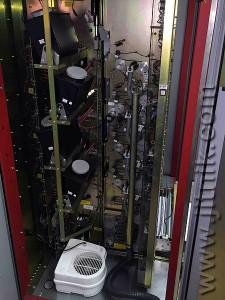 печатная башня цифровой машины Xeikon 500 (б/у)