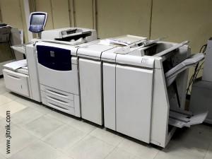 цифровая печатная машина (принтер) Xerox 700i Digital Color Press (2008 год)