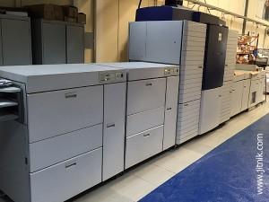 ЦПМ Xerox DocuColor iGen3 (б/у)