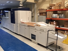 Продажа ЦПМ Xerox DocuColor iGen3 (б/у)