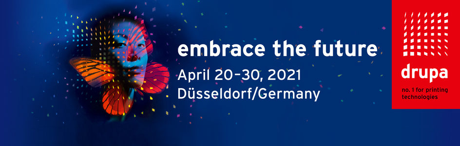 largest printing equipment exhibition in the world drupa 2021